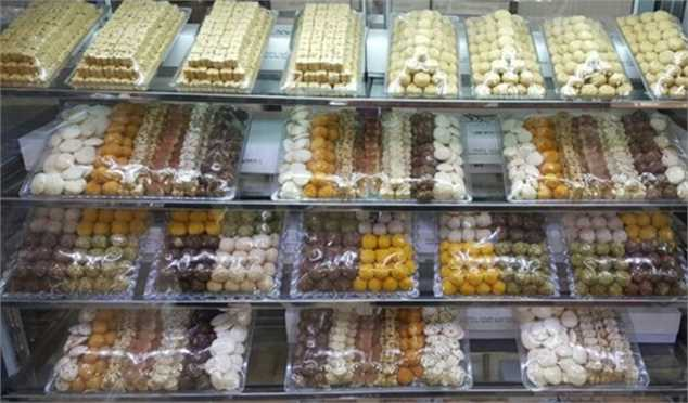 قنادان قیمت را افزایش ندادند/ جزئیات قیمت انواع شیرینی درشب عید 98