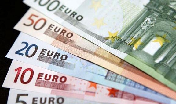 افزایش نرخ رسمی یورو از سوی بانک مرکزی