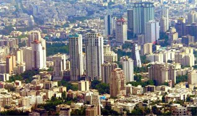 گرانترین منطقه مسکونی در تهران با ۲۱.۶ میلیون تومان برای هر متر