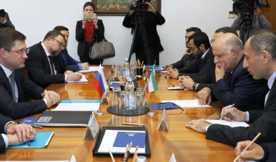 همکاری های نفتی ایران و روسیه ادامه می یابد