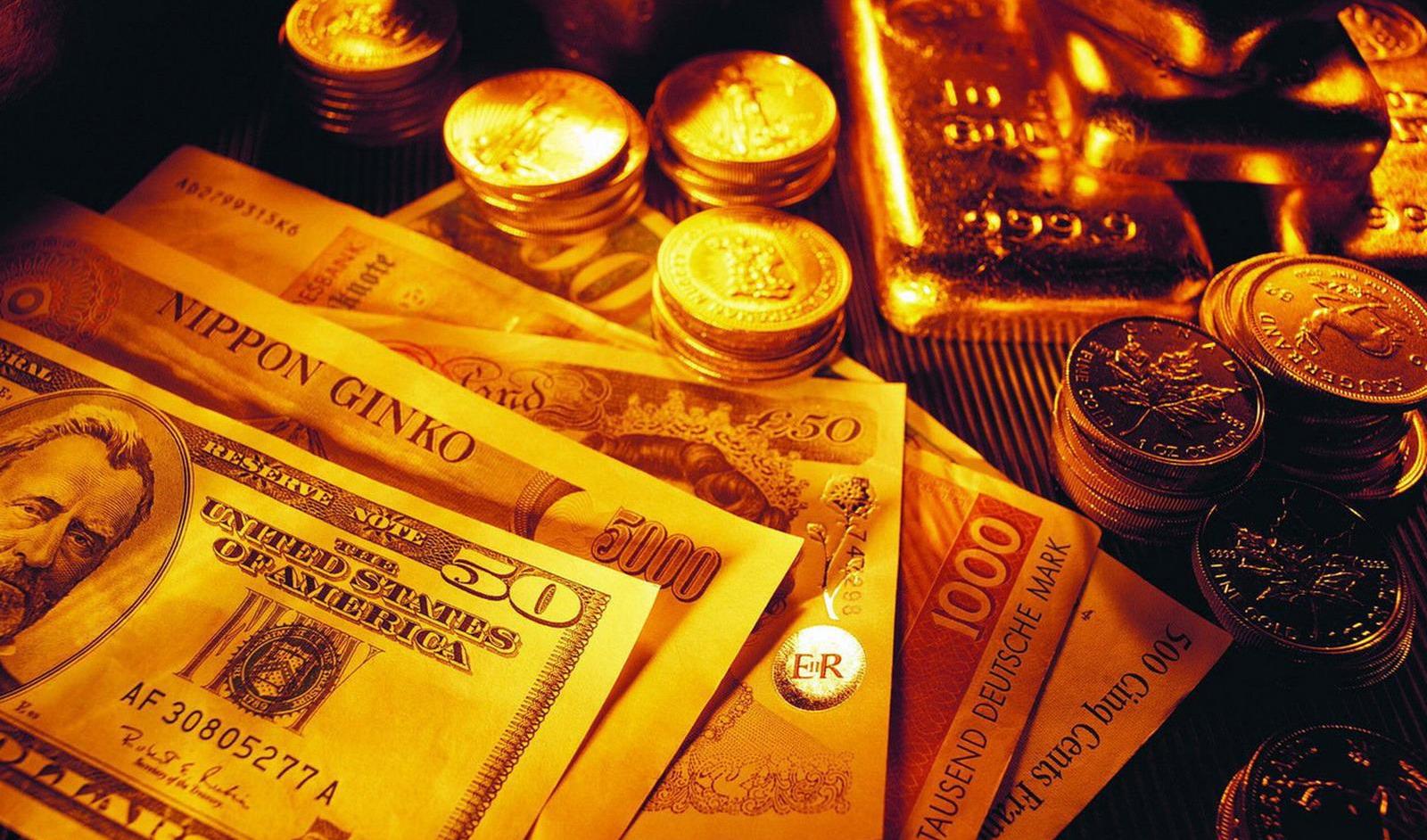 سکه و ارز بر مدار کاهش
