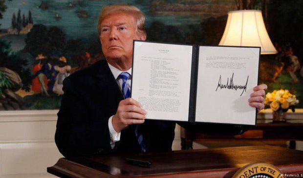 دام تندروها برای ترامپ