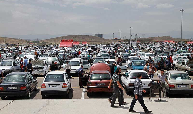 آخرین قیمت بازار و کارخانه خودروهای مدل 98