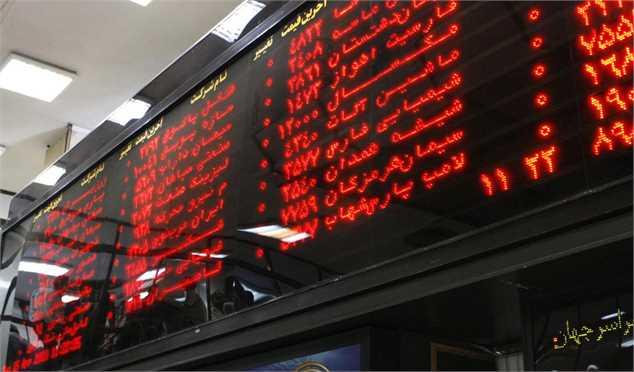 رشد ۹۱۹ واحدی شاخص بورس تهران