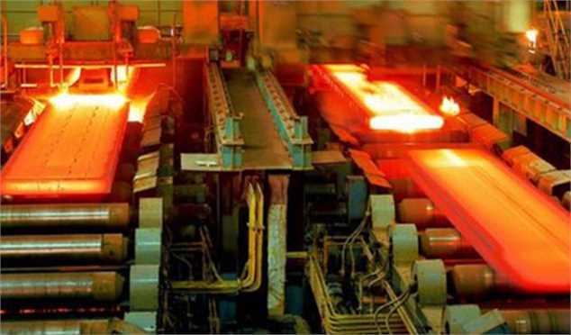 افزایش ۲۵ میلیون تنی ظرفیت تولید فولاد در ۴ سال آتی