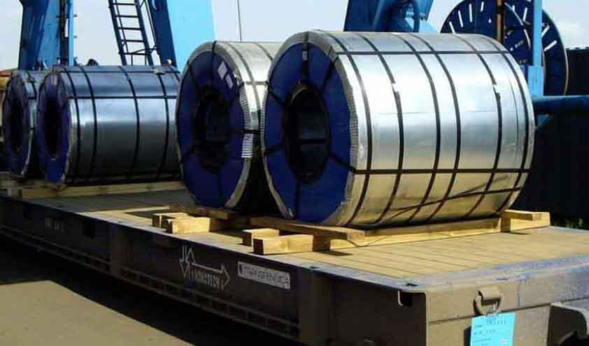 ثیت کاهش ۲۵ درصدی صادرات فولاد به رغم تاکید بر صادرات محصولات فولادی