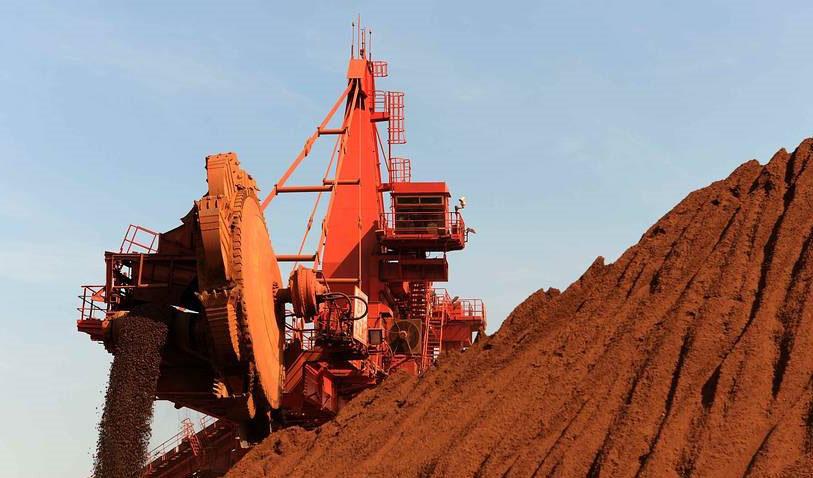 موسسه فیچ:  قیمت سنگآهن امسال ۷۵ دلار است