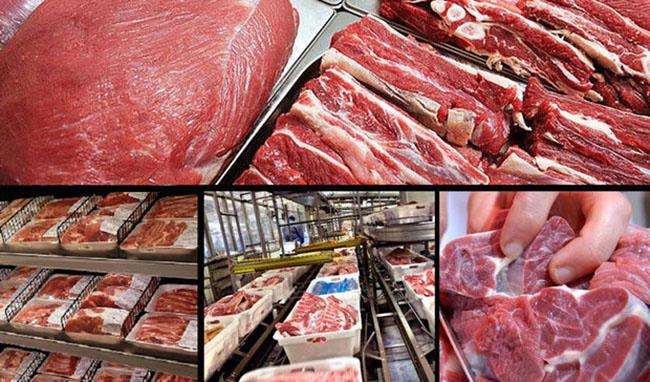 توزیع گوشت تنظیم بازاری با کد ملی سرپرست خانوار