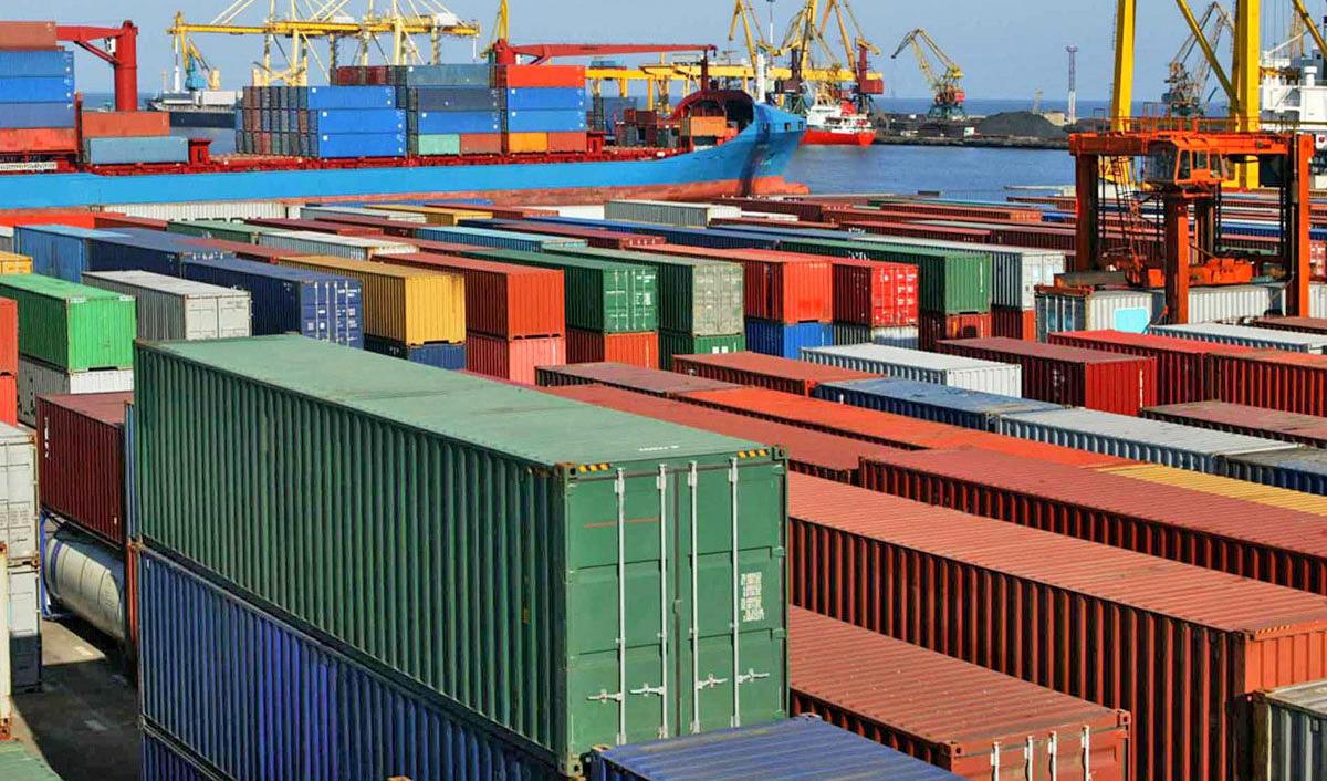 صادرات ۲.۵ میلیارد دلاری در فروردین