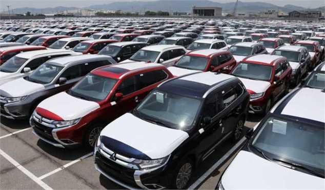 نرخ خودروهای خارجی سر به فلک کشیده