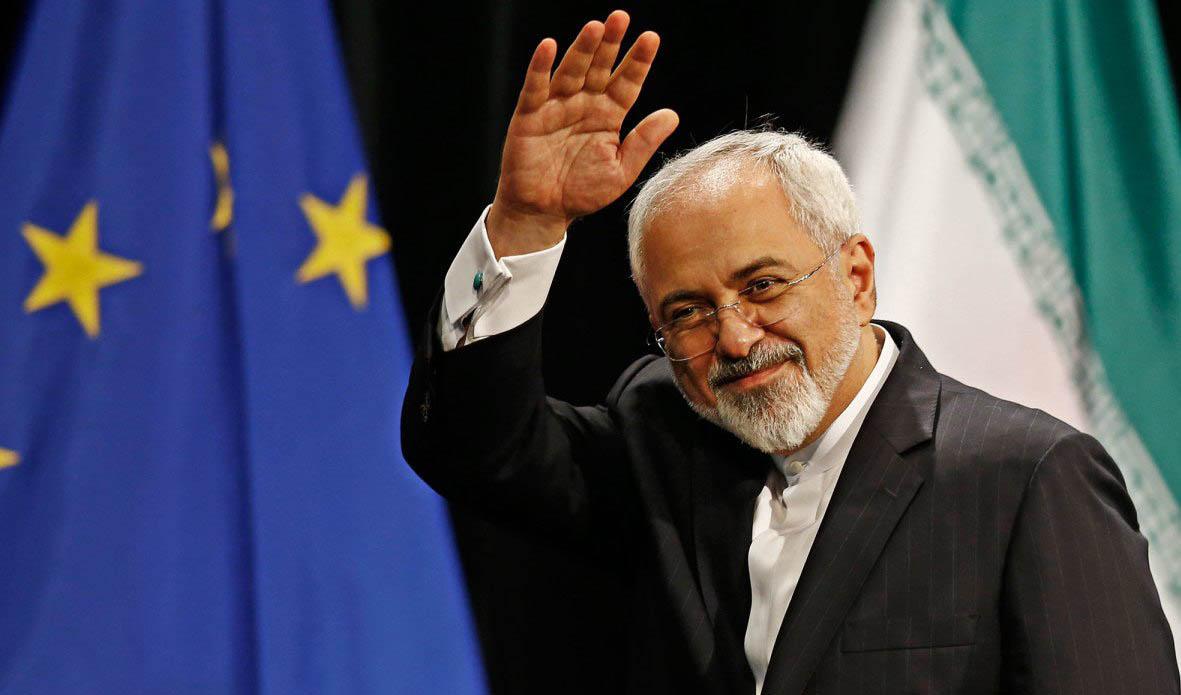 واکنش ظریف به تازهترین ادعای ترامپ درباره ایران