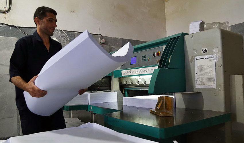 تخصیص ارز ۴۲۰۰ برای کاغذ فرهنگی تائید شد
