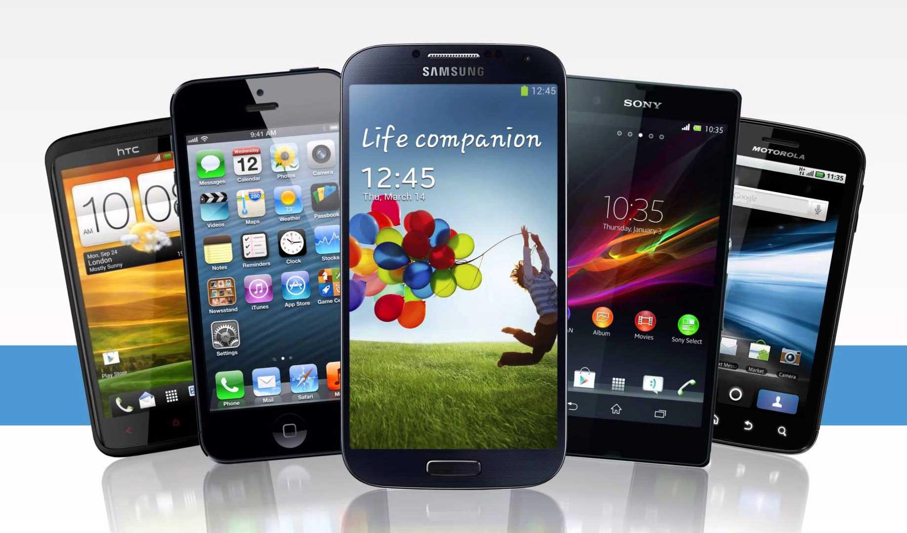 ۸۶ درصد واردات گوشی موبایل کم شد