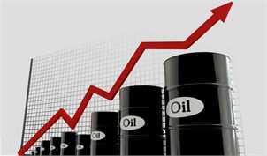 قیمت نفت همچنان از نردبان بالا میرود