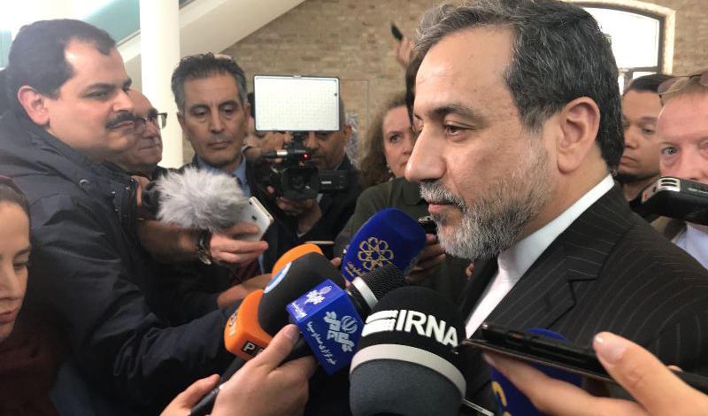 عراقچی با تأکید بر پایان خویشتنداری ایران، تعهدات اروپا در برجام را یادآور شد