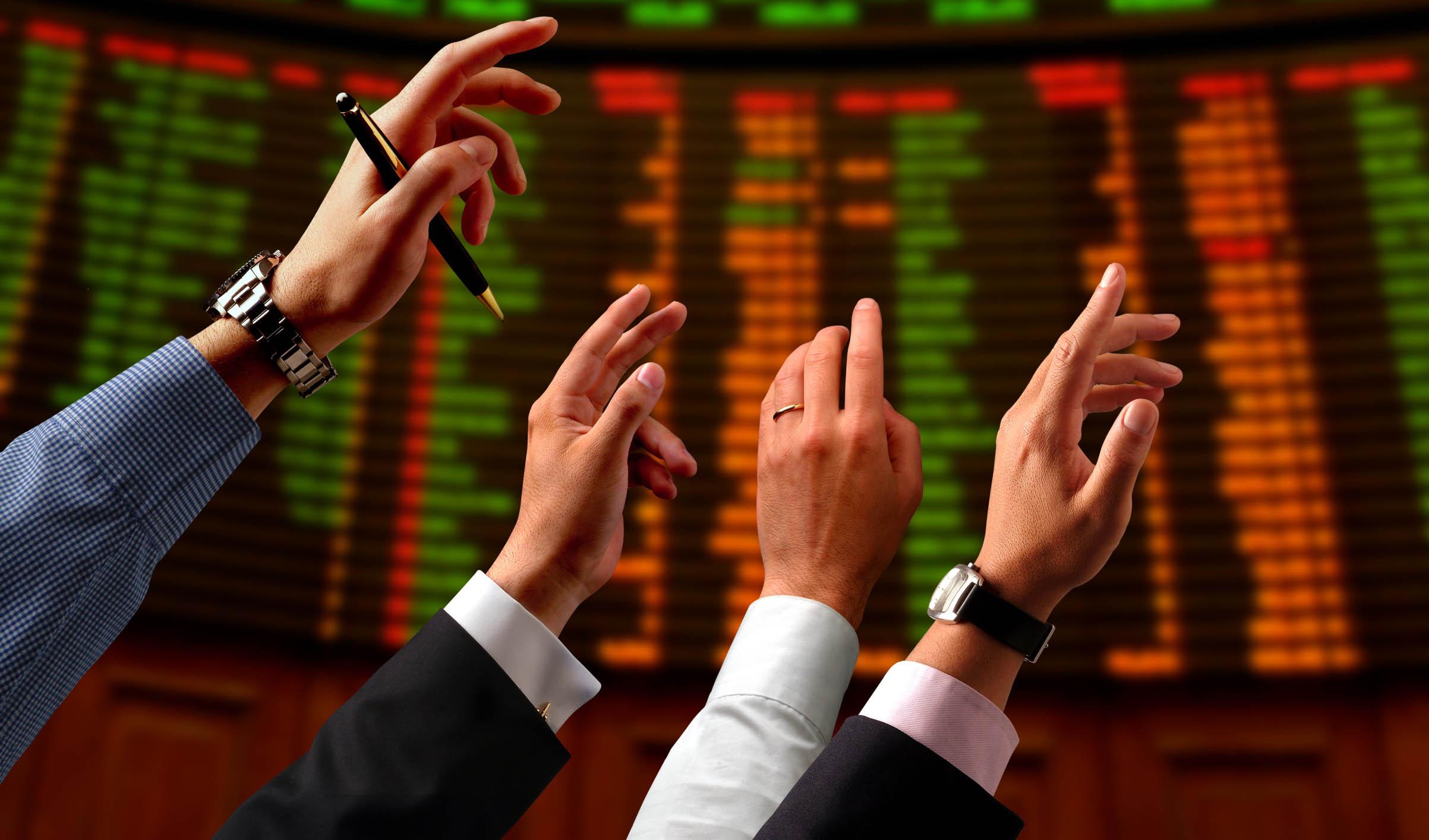 صفهای پایدار خرید در بازار سهام