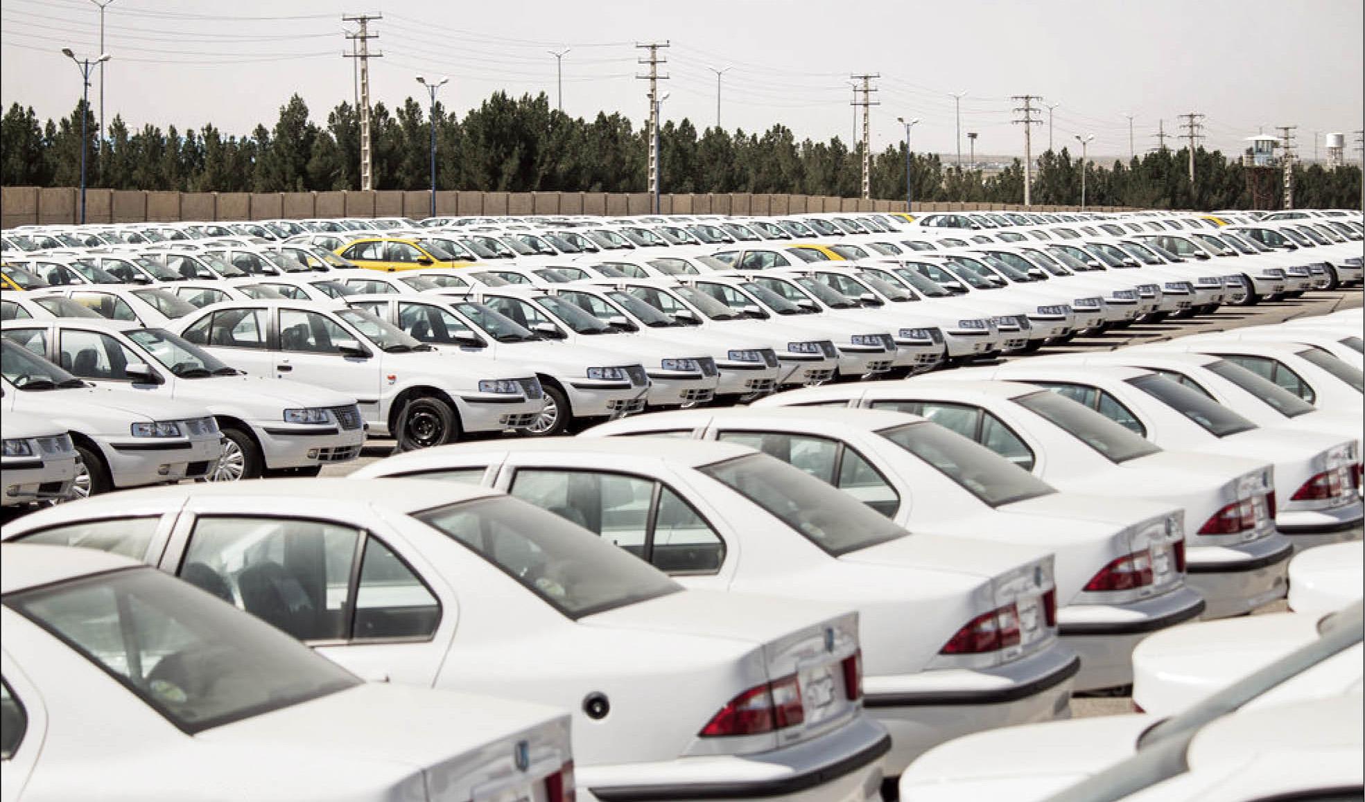 موضوع دپوی خودرو در انبار خودروسازان صحت ندارد
