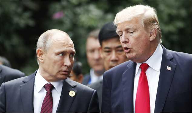 یارکشی تجاری ترامپ و پوتین