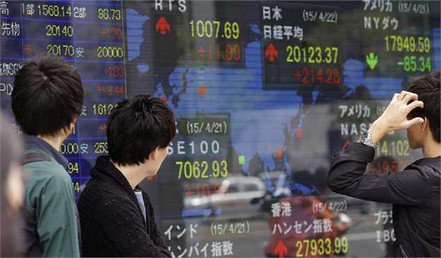 بازارها در انتظار اعلام تورم آمریکا/ سهام آسیایی با نگرانیهای تجاری افت کرد