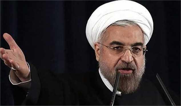 روحانی: شرایط ایجاد تحول اقتصادی در کشور مهیا است