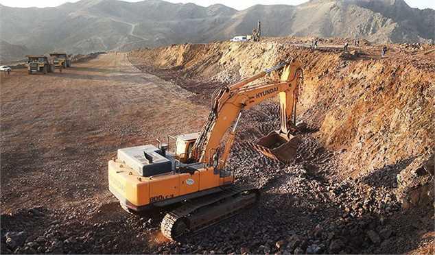 ۳ میلیارد دلار طرح معدنی در سال جاری راهاندازی میشود