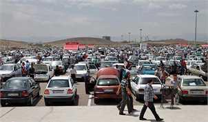 سقوط قیمت خودرو همچنان ادامه دارد
