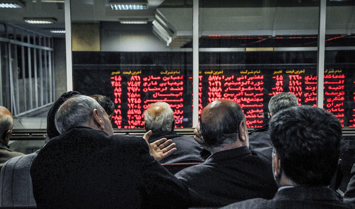 عقبنشینی ۱۴۱۰ واحدی شاخص کل بورس تهران