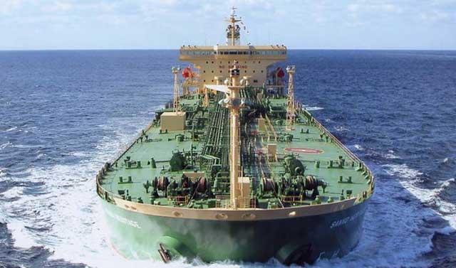 صادرات نفت عراق از طریق تنگه هرمز