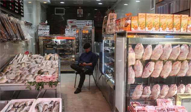 ثبات نرخ مرغ در بازار ادامه دار شد