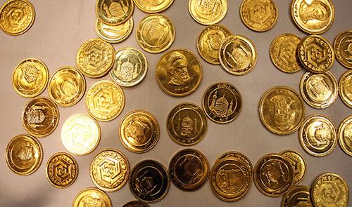 خرید ۳۸ هزار سکه توسط یک نفر