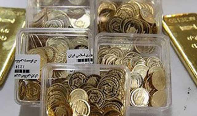 سکه در کانال 3 میلیونی