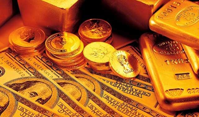 بررسی تاثیر نوسانات قیمتی طلا و سکه بر روند معاملات بازار