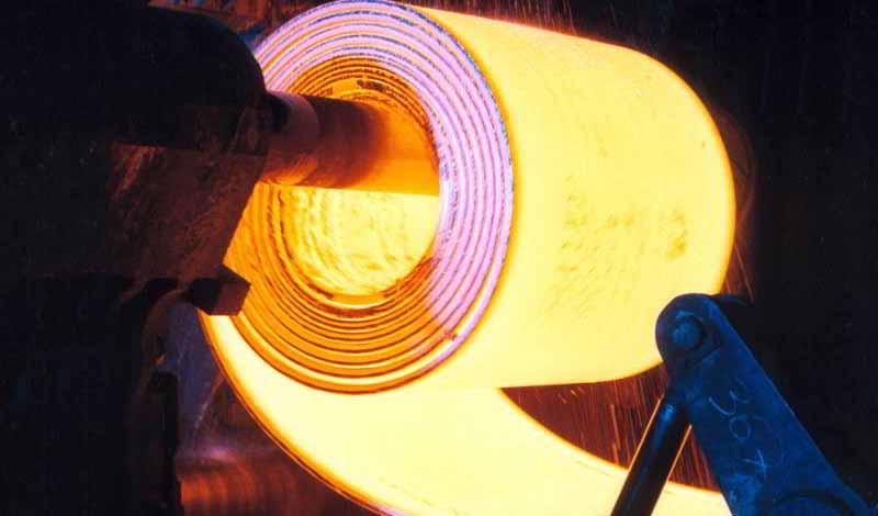 صادرات بیش از ۲.۱ میلیون تن فولاد در فصل بهار