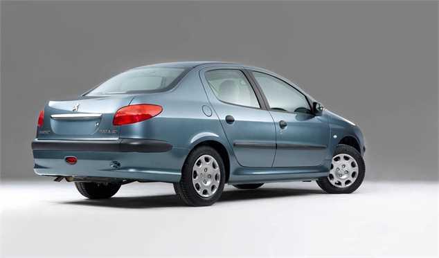 هزینه ۳ هزار میلیارد تومانی ایران خودرو برای طراحی صندوق عقب پژو ۲۰۶ در سال ۸۳