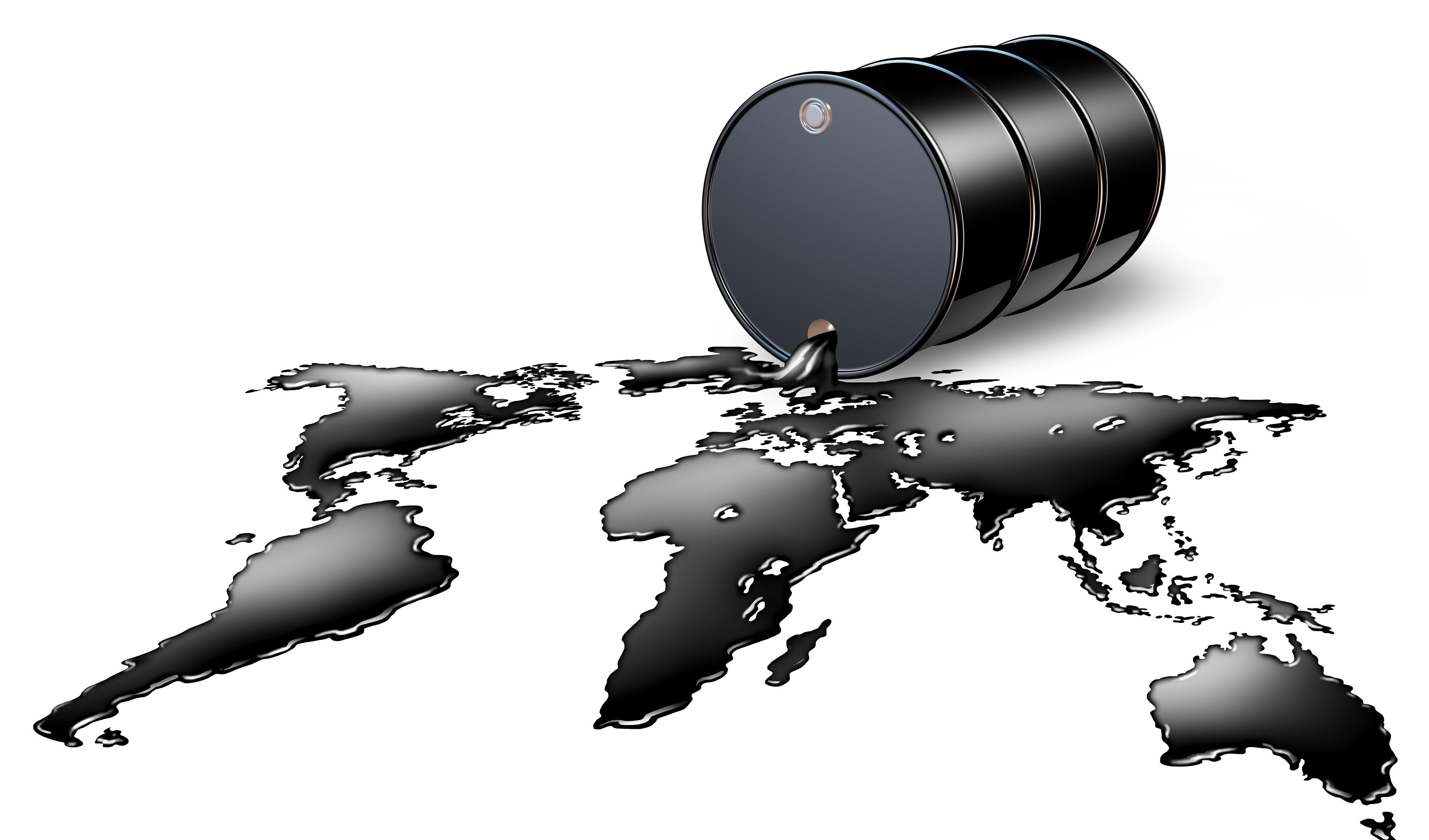 رشد بهای نفت و کاهش قیمت طلا در بازار جهانی