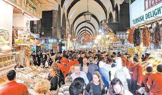 جهش توریسم ترکیه در عید قربان