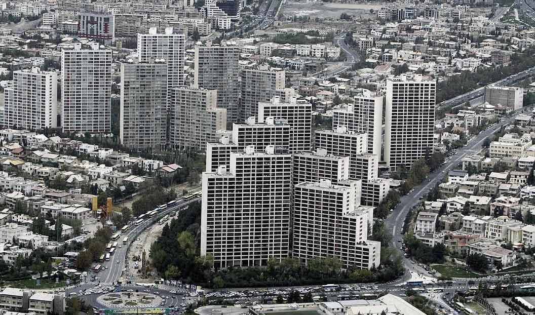 بررسی معاملات و تغییر قیمت مسکن در تهران