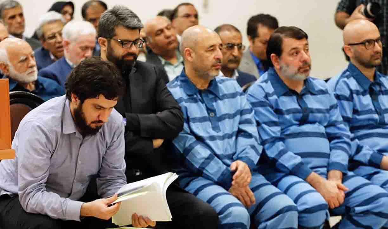 محاکمه محمدرضا خانی و شش نفر از متهمان بانک سرمایه