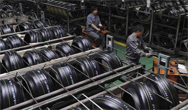 تولید تایر در کشور کاهش یافت/ قیمتها کاهش نمییابد