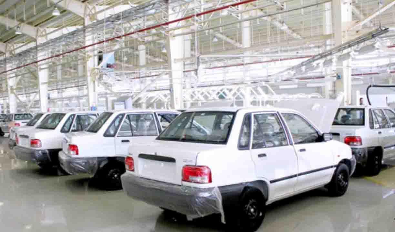 جدیدترین قیمت خودروهای داخلی