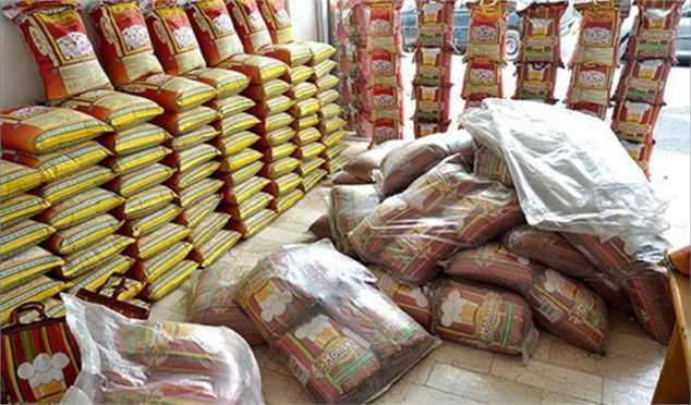 درخواست ترخیص برنجهای دپو شده