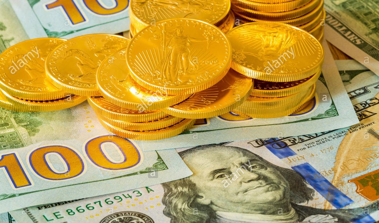 کاهش سکه و افزایش اندک دلار در بازار