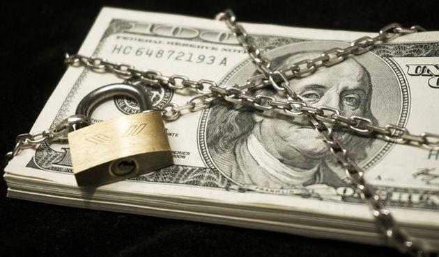 قیمت دلار روی ۱۱۴۰۰ تومان قفل شد