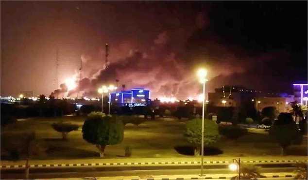 ضرر ۵۰۰ میلیلارد دلاری عربستان از حمله به تاسیسات نفتی آرامکو