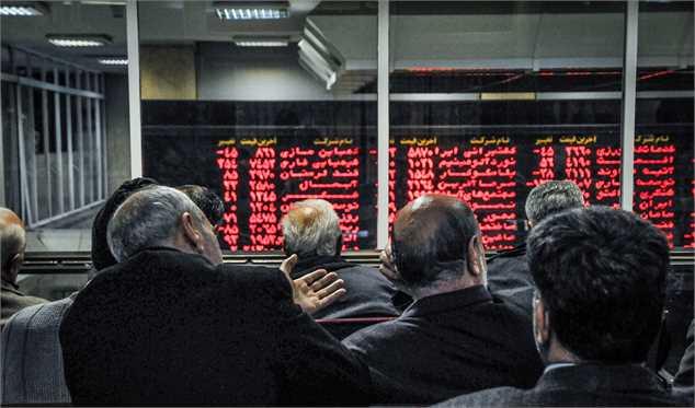 افزایش ۳۵۴۵ واحدی شاخص بورس اوراق  بهادار تهران