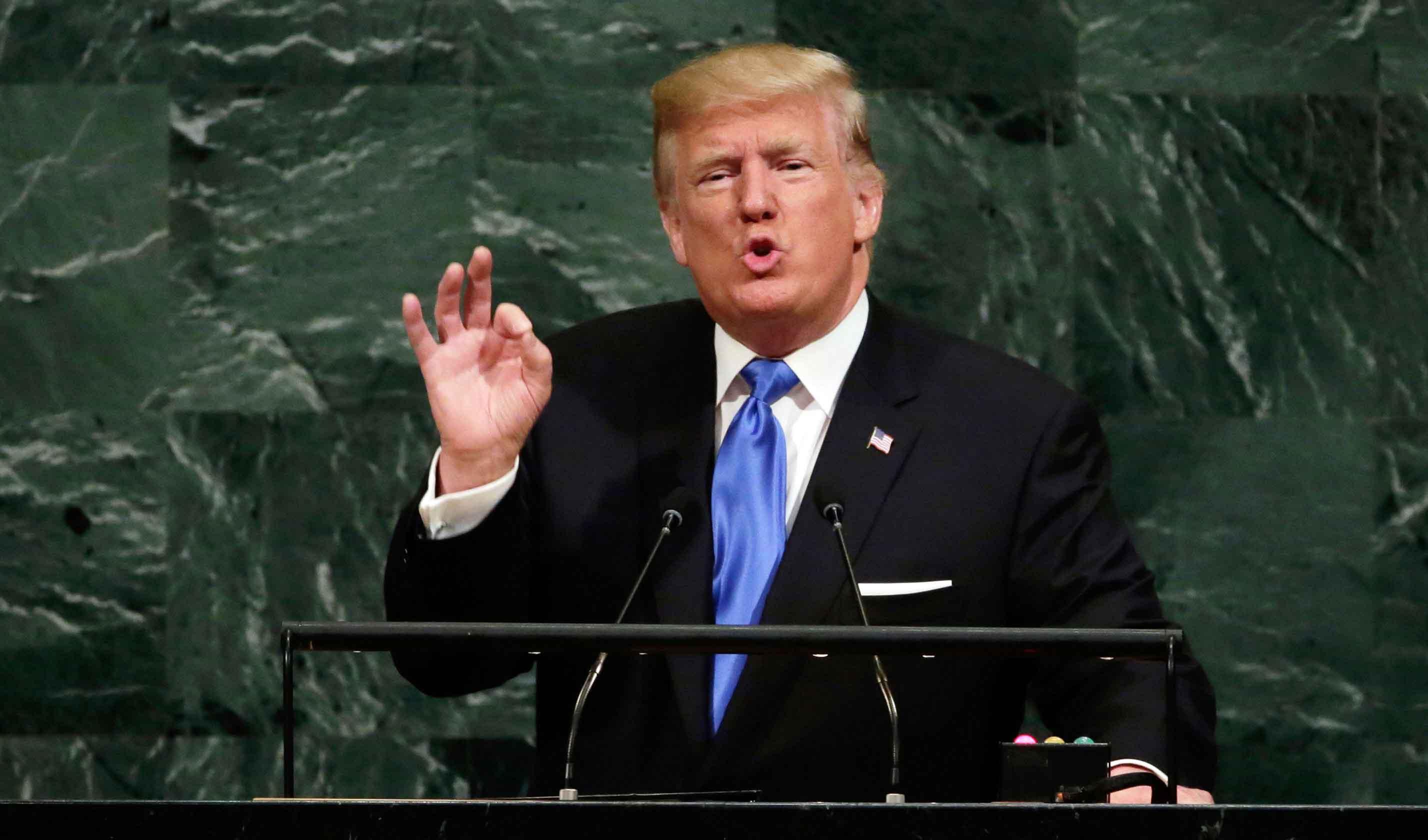 احتمال دیدار روحانی و ترامپ «صفر» است