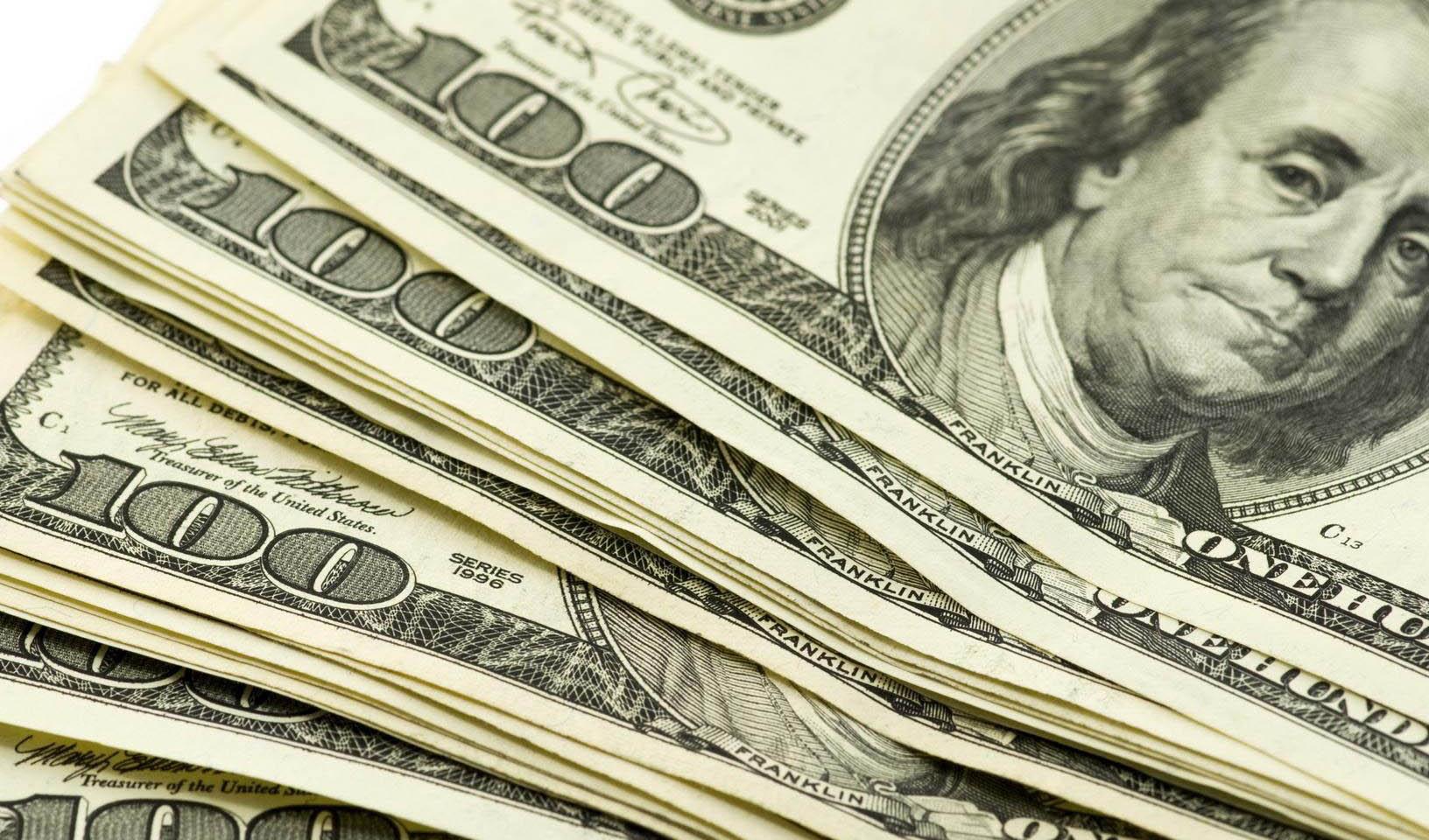 دلار در صرافیهای بانکی ۱۱۴۵۰ قیمت خورد