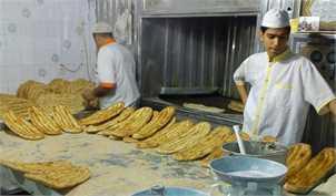 آغاز طرح کنترل قیمت نانواییها/ حداکثر قیمت نان 3 هزار تومان