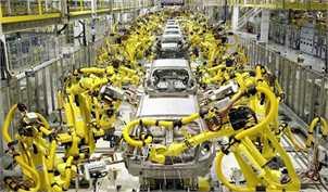 گزارش تولیدات محصولات تولیدی ایران خودرو در شهریور