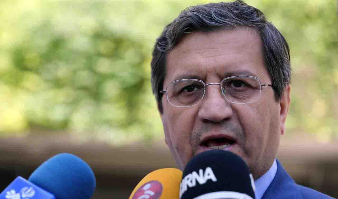 همتی: صندوق بینالمللی پول از مساعدت به بانک مرکزی ایران دریغ نمیکند